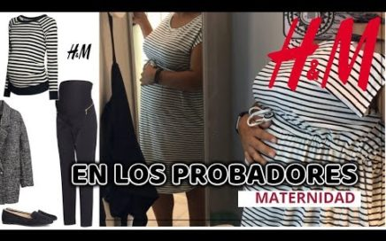✔ Outfits para embarazadas |  LOOKBOOK OUTFITS para embarazada H&M | @ADIY