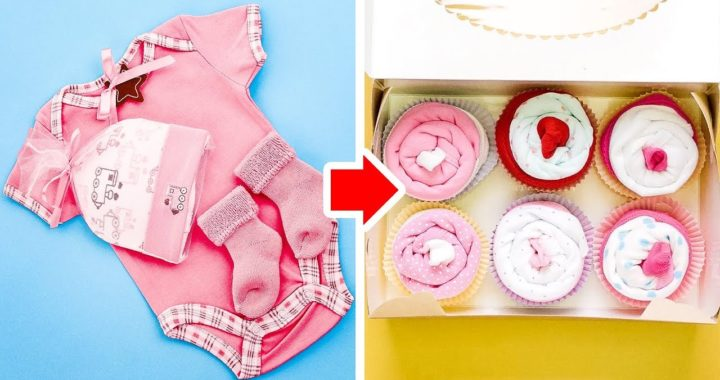 19 FABULOUS DIY BABY SHOWER GIFTS