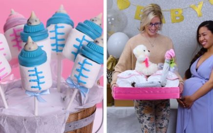 7 Genius Hacks for the Perfect Baby Shower! | Life Hacks and DIYs by Blossom