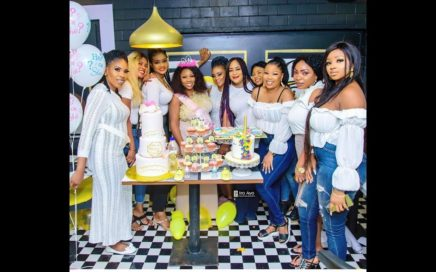 ACTRESS WUNMI TORIOLA BABY SHOWER CONGRATULATIONS