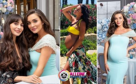 Amy Jackson Baby Shower Function Photos & Baby Bump Pics
