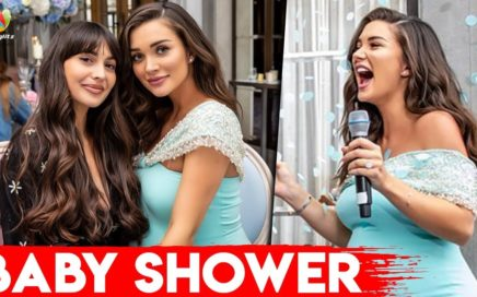 Amy Jackson's Grand Baby Shower | Hot Tamil Cinema News | Pregnant Photoshoot