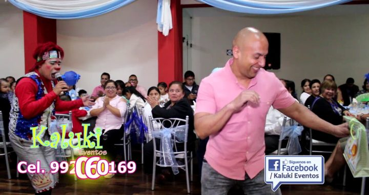 BABY SHOWER 2019 / EVENTOS KALUKI PERU