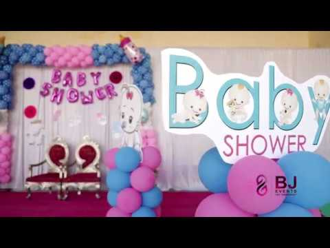 BABY SHOWER ||DECORATION ll CELEBRATION || B J EVENTS