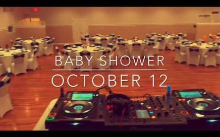 Baby Shower #October 12 , 2019
