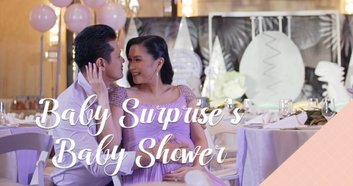 Baby Surprise's Baby Shower (HER NAME REVEALED)