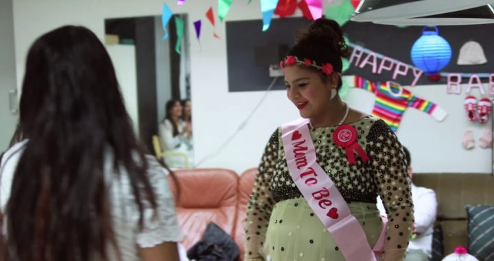 Baby shower video (aarohi) ❤️