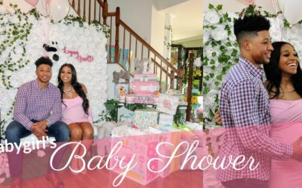 Babygirl's Baby Shower | Jungle/Safari Theme | Name Reveal 💋💕