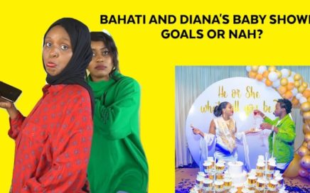 Bahati & Diana's Baby Shower: Goals Or Nah?! |Weekly Wrap Up| ZUMI