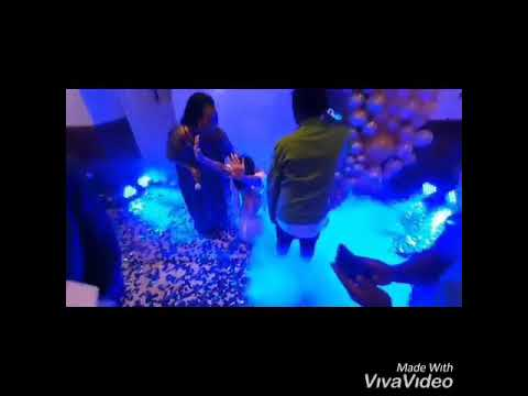 DIANA MARUA BABY SHOWER/GENDER REVEAL PARTY