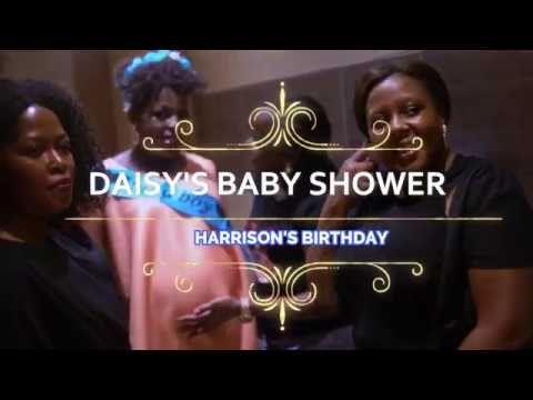 Daisy's Baby shower Party 2019 at  Wombo Restaurant