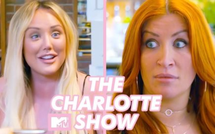 Ep #1 EXCLUSIVE: Charlotte Crosby's Baby Shower Stress | The Charlotte Show 2