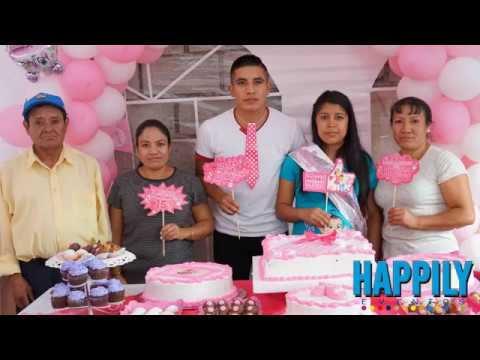 Evento de Baby Shower - Quito / Ecuador - HAPPILY EVENTOS