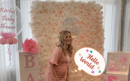 Girl Baby Shower | Aberdeen | Palm Court Hotel