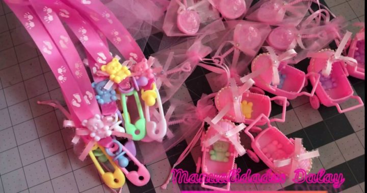 Ideas para Baby shower y Manualidades