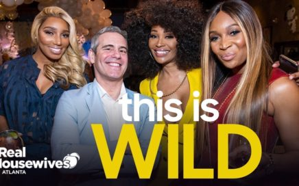 Inside Andy Cohen's EPIC Real Housewives Baby Shower #RHOA