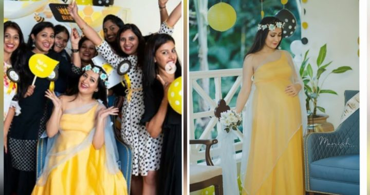 KGF Yash's wife Radhika Pandit's baby shower photos TRENDING TODAY