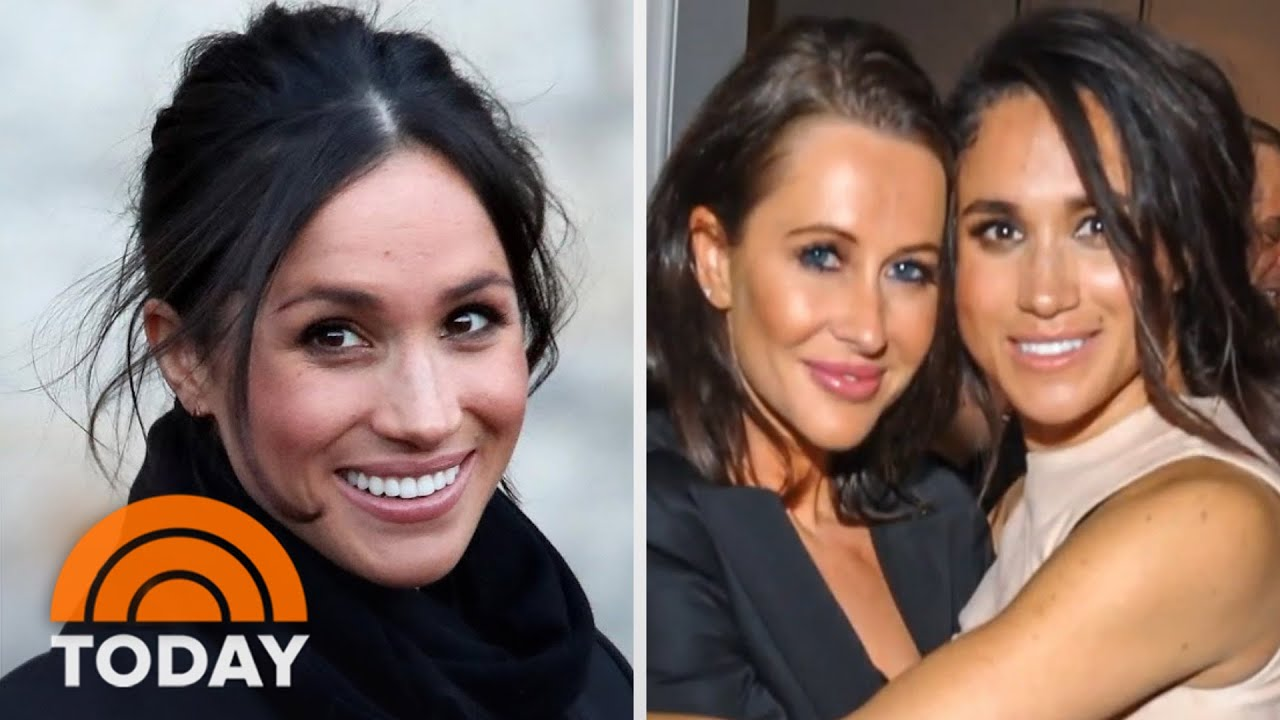 Meghan Markle's Secret Trip To New York City For Exclusive Baby Shower | TODAY