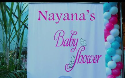 Nayana baby shower