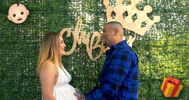 OUR BABY SHOWER!!!