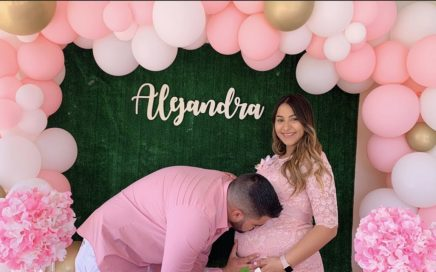Our Baby Girl's Official Baby Shower