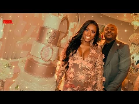 Porsha Williams' $50,000 Baby Shower