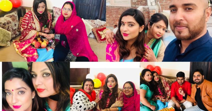 Punjab Vlogs | My Traditional Baby Shower | Family Celebrations