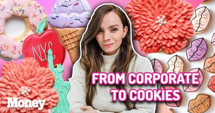Royal Baby Shower Success: How This Thriving Cookie Business Was Launched In A Tiny Kitchen | MONEY