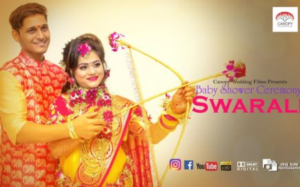 Swarali Bhoir Baby Shower Ceremony 2019