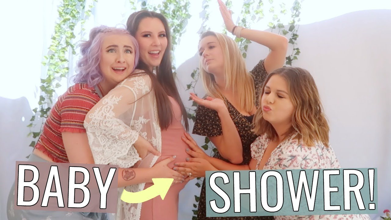 Throwing My BFF's Baby Shower!!