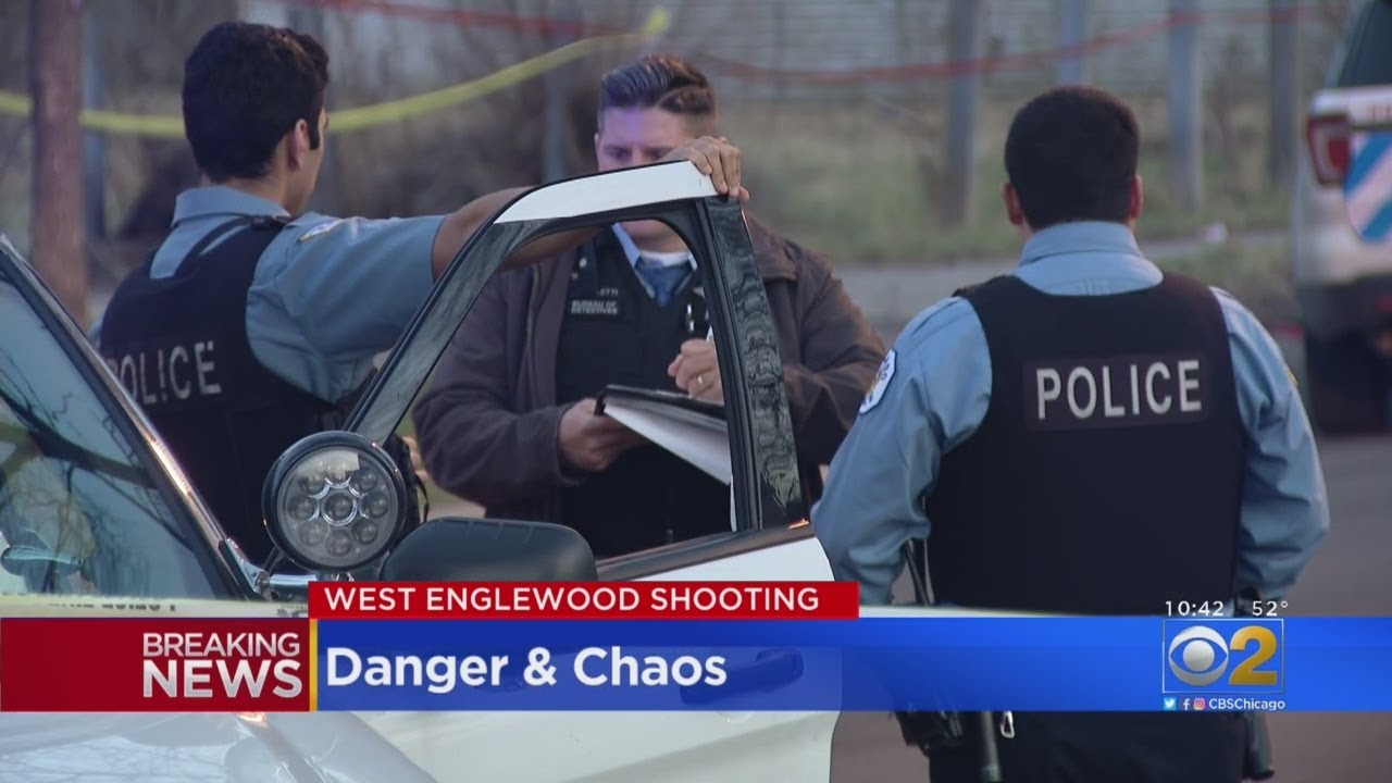 Two Children Shot At Baby Shower In Englewood