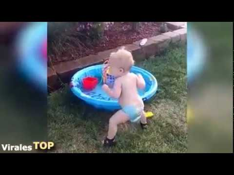 Videos de Bebes Graciosos 2018 / Videos de Bebes chistosos 2019 - Niños Divertidos