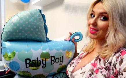 Vlog: Moje Baby Shower🤱🏼🤰🏼🍼