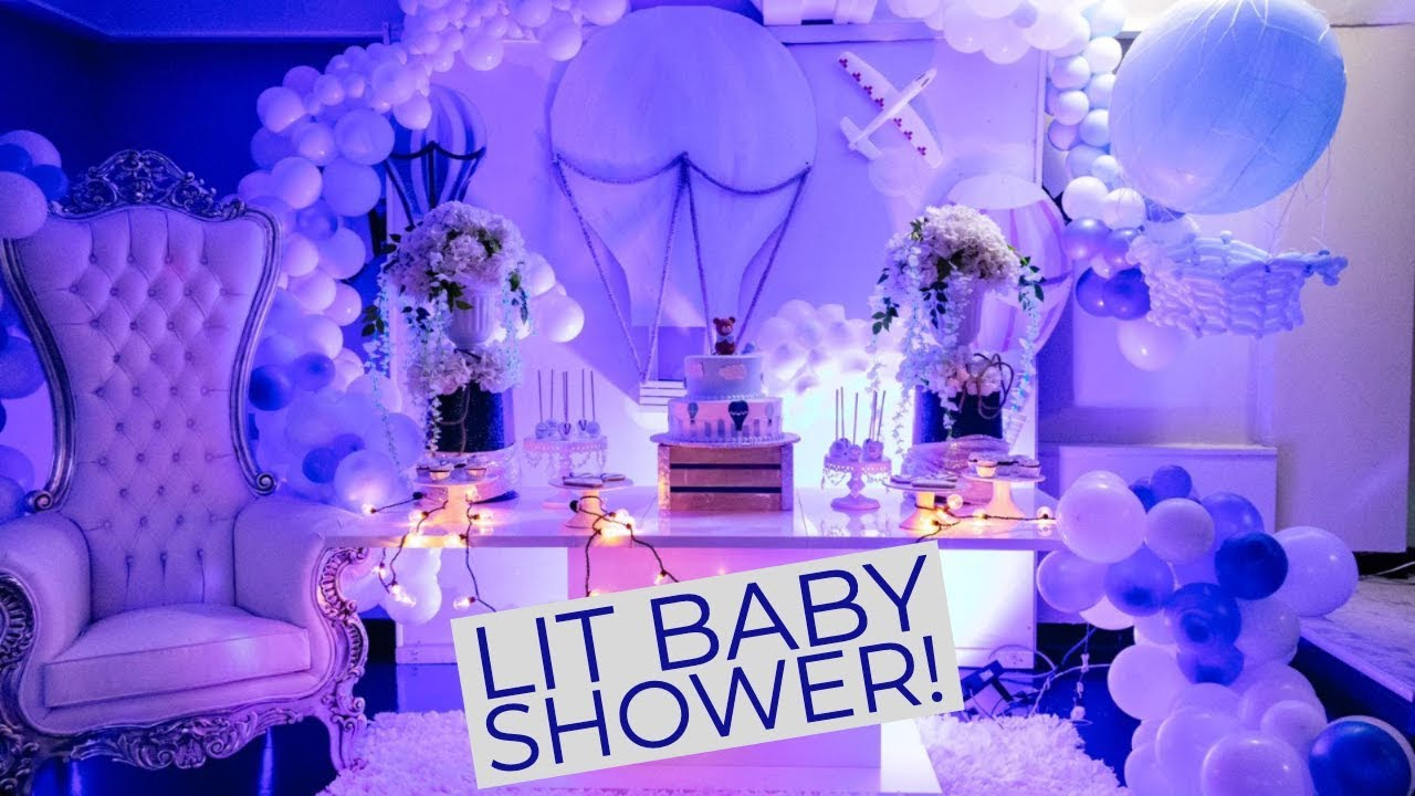 WE KNOW HOW TO THROW A BABY SHOWER!