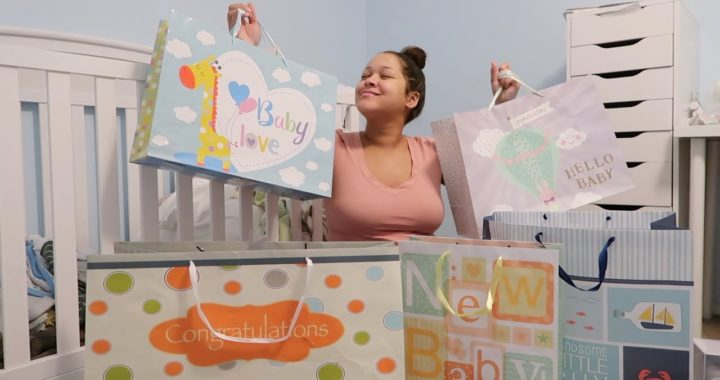 a huge baby shower haul | first baby